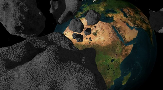Asteroid ubojica na putu prema planeti Zemlji?