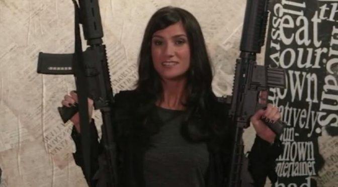 "Dana Loesch – Večernjakova ""kraljica oružja"""