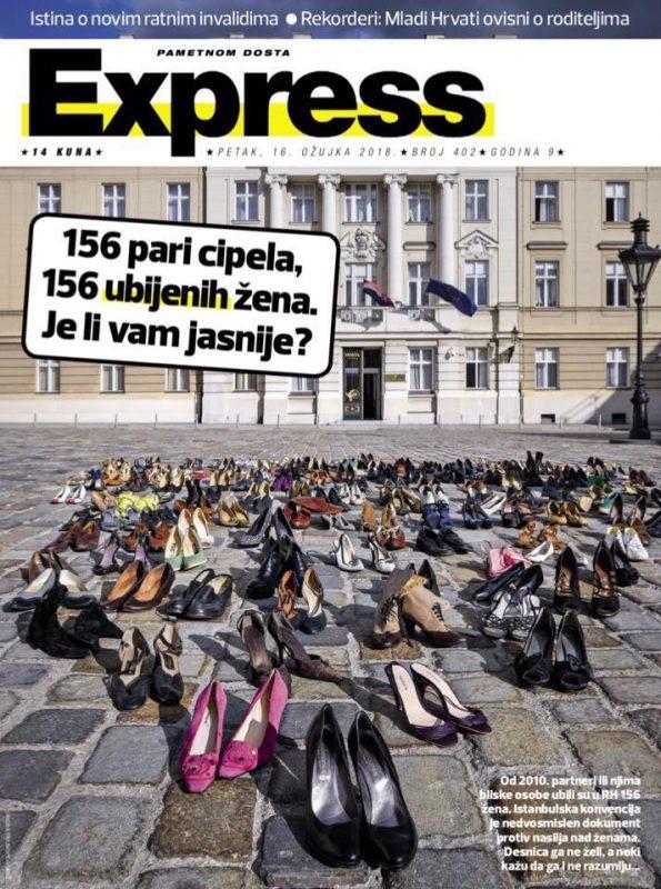 Naslovnica Expressa