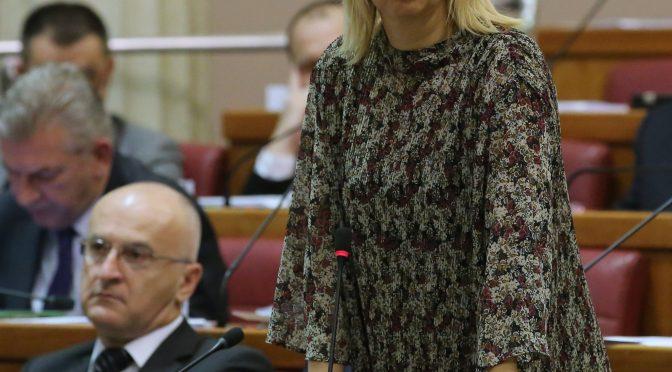 Dnevno.hr netočno javlja o glasovanju u Saboru
