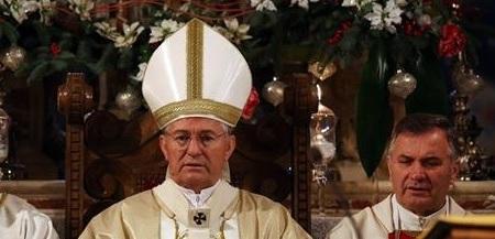 Laž o tome kako je nadbiskup Barišić štitio pedofila