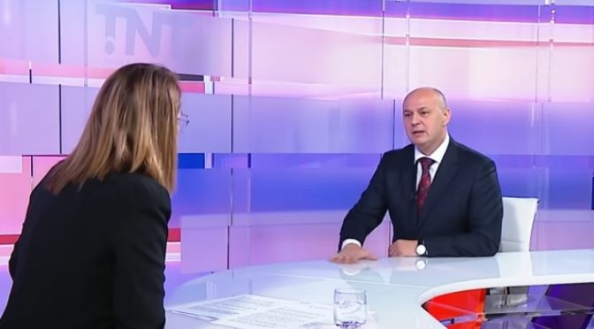 Je li Mislav Kolakušić rekao da bi dopustio ulice Ante Pavelića po gradovima?